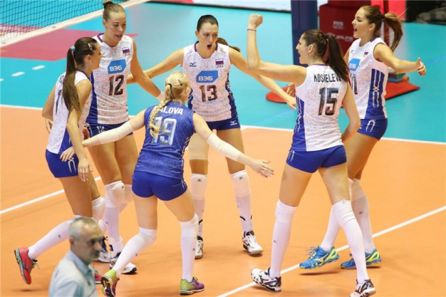 Игры волейбол россии