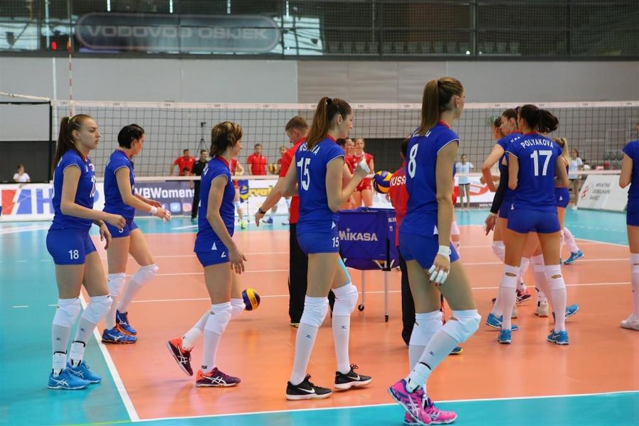 Отбор на чм по волейболу женщины