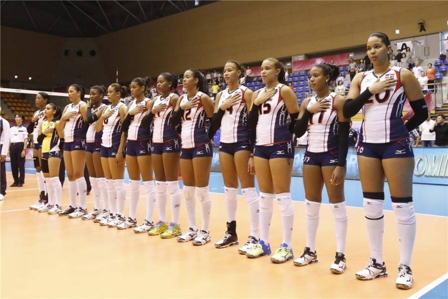 фото доминиканских волейболейщиц призналась